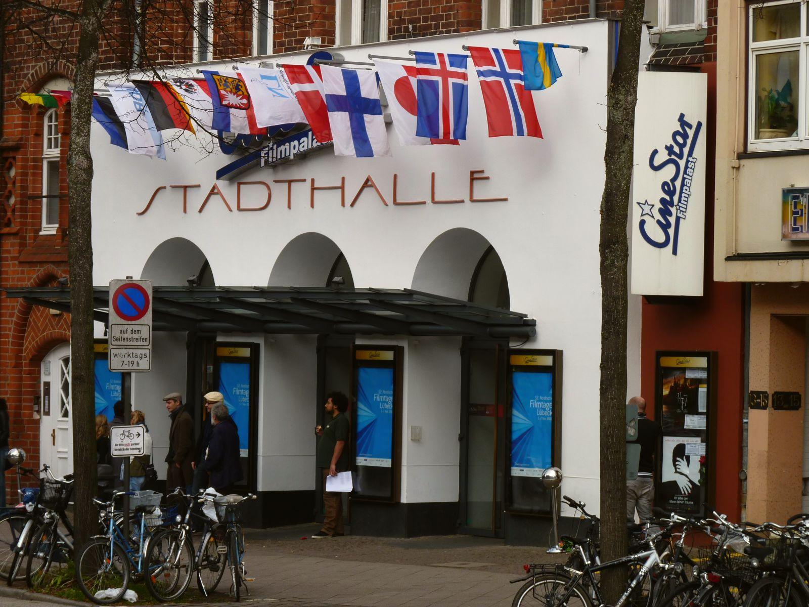 Stadthalle Kino Lübeck